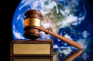 ضمانت اجرا در حقوق بینالملل عمومی
